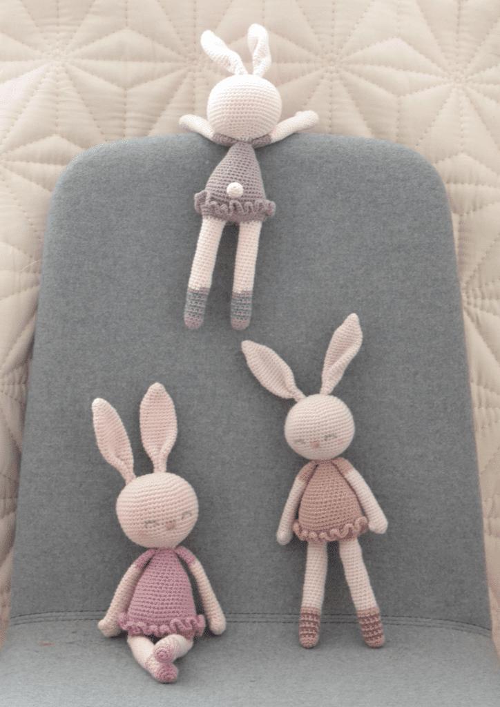 ballerina kaniner