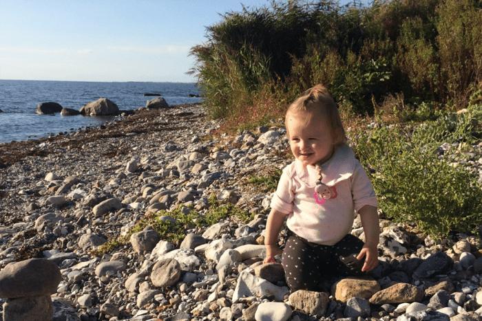 tid med min datter